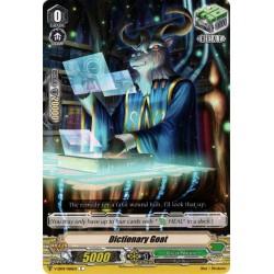 CFV V-EB04/068EN C Dictionary Goat