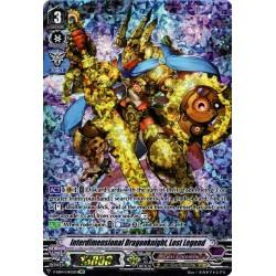 CFV V-EB04/OR02EN OR Interdimensional Dragon Knight, Lost Legend