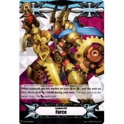 CFV V-GM/0068EN Gift Marker Imaginary Gift - Force (Interdimensional Dragon, Mystery-flare Dragon)