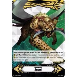CFV V-GM/0069EN Gift Marker Imaginary Gift - Accel (School Hunter, Leo-pald)