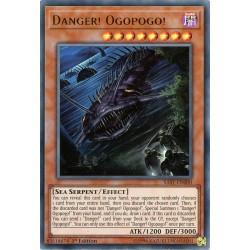 YGO SAST-EN000 Danger ! Ogopogo ! / Danger! Ogopogo!
