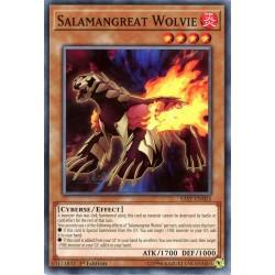 YGO SAST-EN003 Salamangrande Loupie / Salamangreat Wolvie