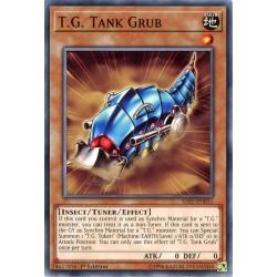 YGO SAST-EN011 T.G. Tank Grub