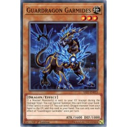 YGO SAST-EN013 Garmides Dragarde / Guardragon Garmides
