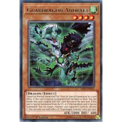 YGO SAST-EN015 Andrake Dragarde / Guardragon Andrake