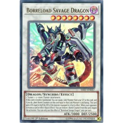 YGO SAST-EN037 Dragon Sauvage Chargeborrelle / Borreload Savage Dragon