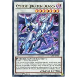 YGO SAST-EN038 Cyberse Quantum Dragon