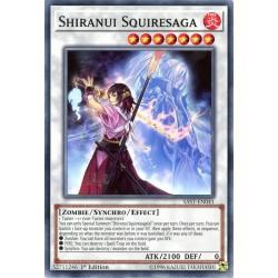 YGO SAST-EN041 Shiranui Squiresaga