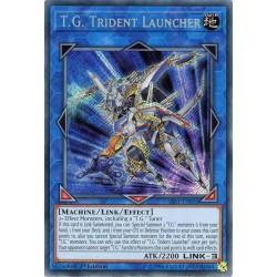 YGO SAST-EN050 Lanceur au Trident T.G. / T.G. Trident Launcher