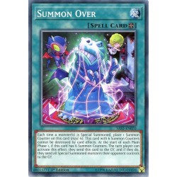 YGO SAST-EN070 Surinvocation / Summon Over