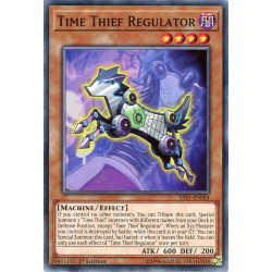 YGO SAST-EN084 Régulateur des Voleurs de Temps / Time Thief Regulator