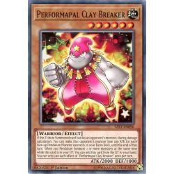 YGO SAST-EN096 Performapal Clay Breaker