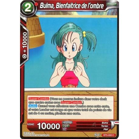 DBS BT5-008 C Bulma, Bienfaitrice de l'ombre