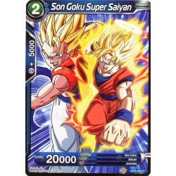 DBS BT5-029 C Super Saiyan Son Goku