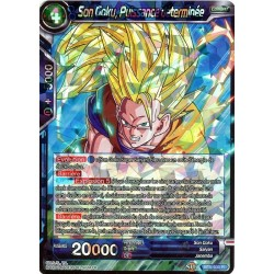 DBS BT5-030 R Resolute Strength Son Goku