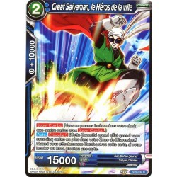 DBS BT5-032 C Great Saiyaman, Town Hero