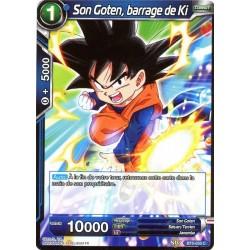 DBS BT5-033 C Ki Barrage Son Goten