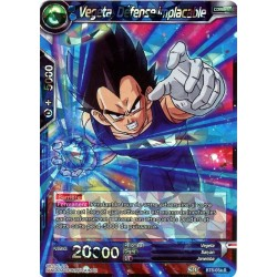 DBS BT5-034 R Deadly Defender Vegeta