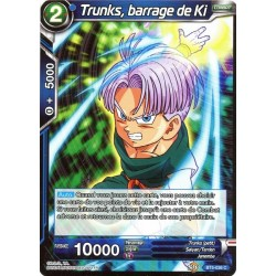 DBS BT5-036 C Ki Barrage Trunks