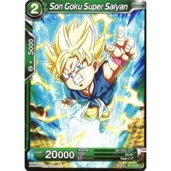 DBS BT5-056 C Super Saiyan Son Goku
