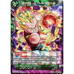 DBS BT5-058 R SS Vegeta, No Holding Back