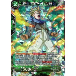 DBS BT5-060 R Spirited Search SS Trunks