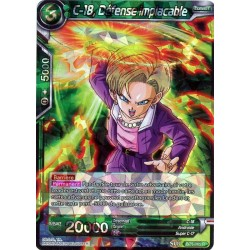 DBS BT5-065 R Deadly Defender Android 18