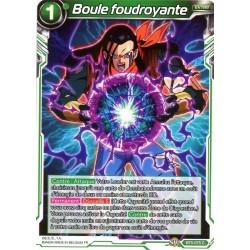 DBS BT5-075 C Boule foudroyante