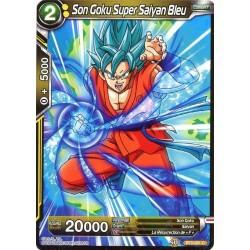 DBS BT5-081 C Son Goku Super Saiyan Bleu