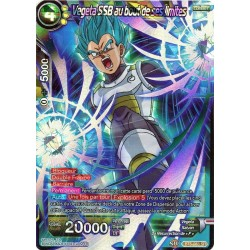 DBS BT5-083 SR SSB Vegeta, Testing His Limits