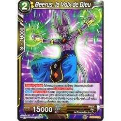 DBS BT5-089 C Beerus, la Voix de Dieu