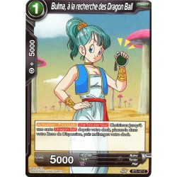 DBS BT5-107 C Dragon Ball Seeker Bulma
