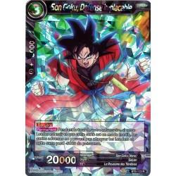 DBS BT5-113 R Son Goku, Défense implacable
