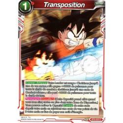 DBS BT5-023 FOIL/C Transposition