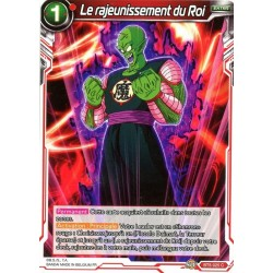 DBS BT5-025 FOIL/C A King's Return to Youth