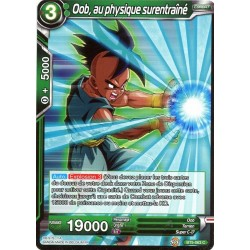 DBS BT5-063 FOIL/C Physical Mastery Uub