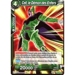 DBS BT5-073 FOIL/C Infernal Villainy Cell