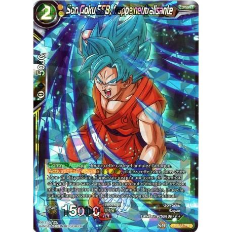 DBS P-088 PR Son Goku SSB, frappe neutralisante