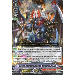 CFV V-BT03/004EN VR Covert Demonic Dragon, Magatsu Storm