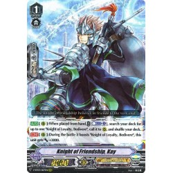 CFV V-BT03/007EN RRR Knight of Friendship, Kay