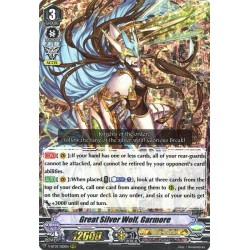 CFV V-BT03/010EN RRR Great Silver Wolf, Garmore