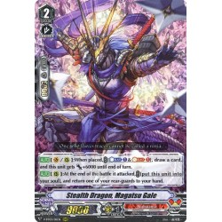CFV V-BT03/011EN RRR Stealth Dragon, Magatsu Gale