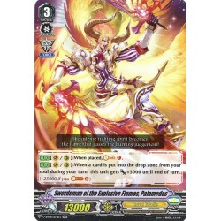CFV V-BT03/014EN RR Swordsman of the Explosive Flames, Palamedes