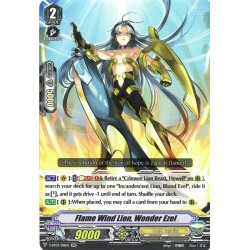 CFV V-BT03/018EN RR Flame Wind Lion, Wonder Ezel