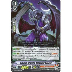 CFV V-BT03/021EN RR Stealth Dragon, Magatsu Breath