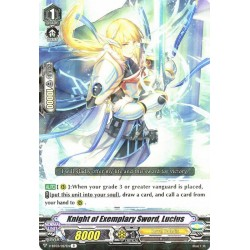 CFV V-BT03/027EN R Knight of Exemplary Sword, Lucius