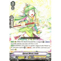 CFV V-BT03/030EN R Sprout Witch, RoRo