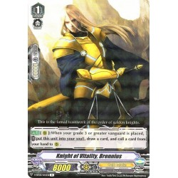 CFV V-BT03/032EN R Knight of Vitality, Brennius
