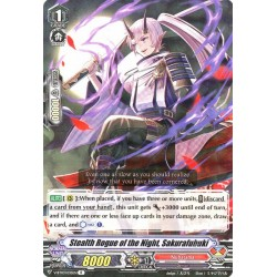 CFV V-BT03/035EN R Stealth Rogue of the Night, Sakurafubuki