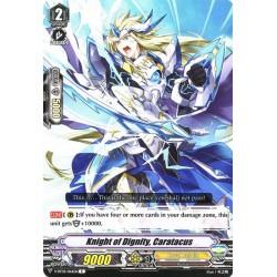CFV V-BT03/044EN C Knight of Dignity, Caratacus